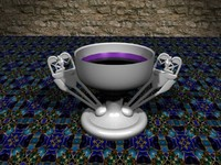 3ds max alabaster chalice