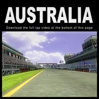 max australia albert park