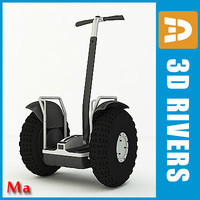 Segway 02 v1 by 3DRivers