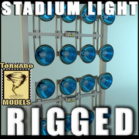 Stadium Light [UPDATED- SLIDER CONTROL ADDED]