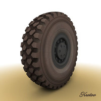 KAMAZ 6460 wheel 4wd Off-road