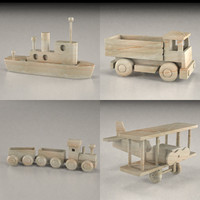 wooden transport