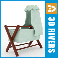 Baby bassinet by 3DRivers