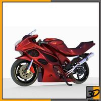 super sportbike-vray