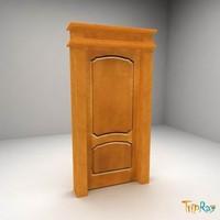 free max mode jamb door