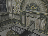 Zelda: Temple Of Time (Interior)