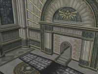 temples time zelda: 3d model