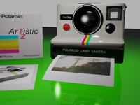 polaroid automatic photo max