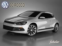 Scirocco 2008 2009