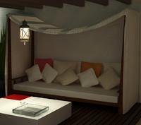 terrace couch sillon de terraza