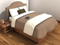 max bed set-up accessories