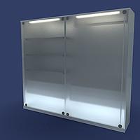 obj cabinet glass glossi