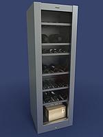 cupboard winy obj