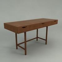 3d ellis desk