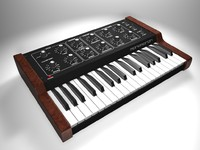 Vintage Synthesizer