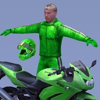 Ninja250R+RiderC_Multi