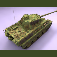 panther g tank 3d 3ds