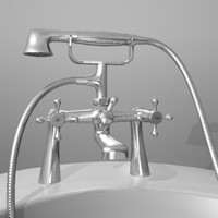 Traditional bath tap_max.zip