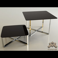 Calligaris - Crossroad & Oasis tables