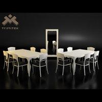 3d model e m princess furniture