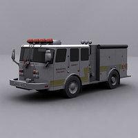 Fire truck #1