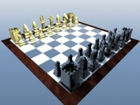 max chess board custom