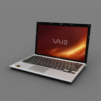 Sony Vaio Z series notebook