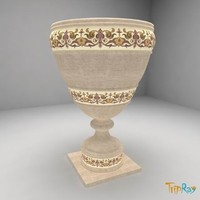 vase decorative exterior max free