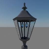 3dsmax yard light