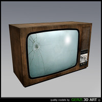 3d max tv old video