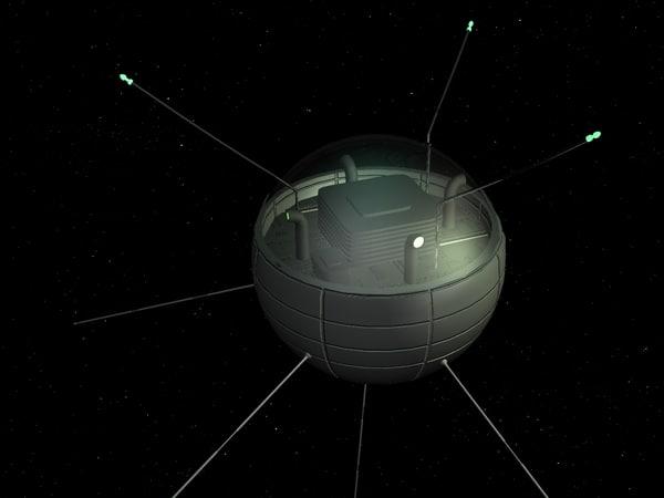 space probe models - photo #38