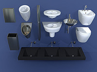 Bathroom Equipment Collection