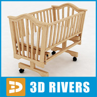 Cradle by 3DRivers