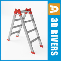 Ladder 02 by 3DRivers