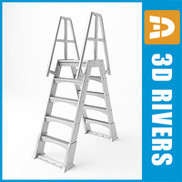 Ladder 04 by 3DRivers