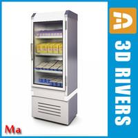 Freezer 04 milk v1 by 3DRivers
