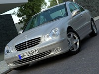 Mercedes C-class (2006)