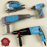 Power tools collection