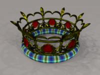 3d format crown