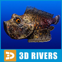 Stonefish by 3DRivers