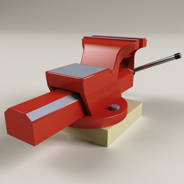 how to use a wire vise