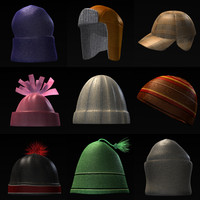 3ds winter hats