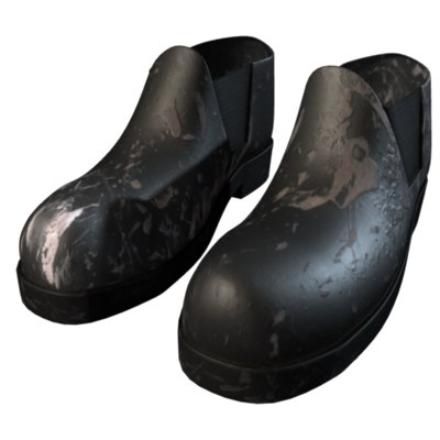 Searched 3d models for Steelcap Boots