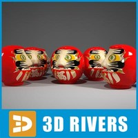 Daruma by 3DRivers