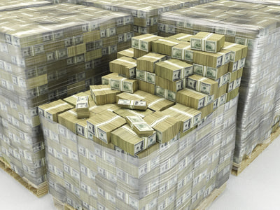 Heres What One Million Dollars in Cash Looks Like  YouTube