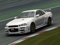 Nissan Skyline GT-R R34 Nur Edition