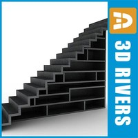 Staircase 12 by 3DRivers