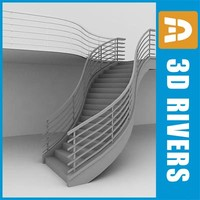 Staircase 05 by 3DRivers