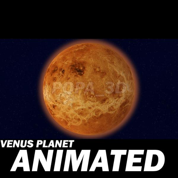 planet venus 3d - photo #28