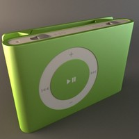 3ds max ipod shuffle